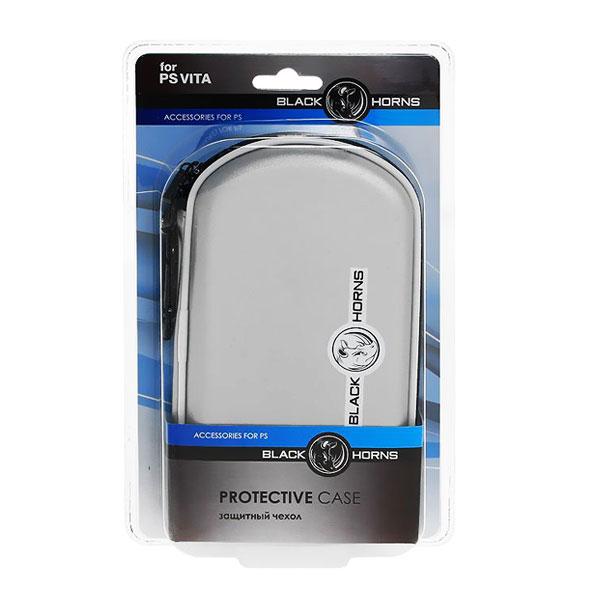 Чехол BlackHorns для PS Vita (Серебро), купить в магазине
