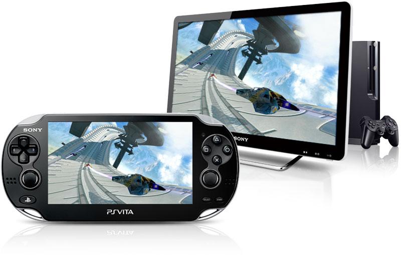 PS4 и PS Vita