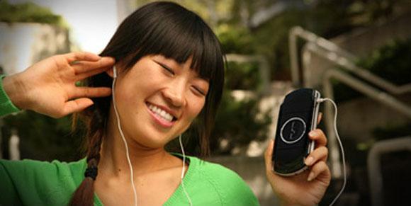 Музыка PSP