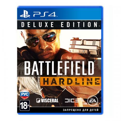 Battlefield Hardline. Deluxe Edition (PS4)