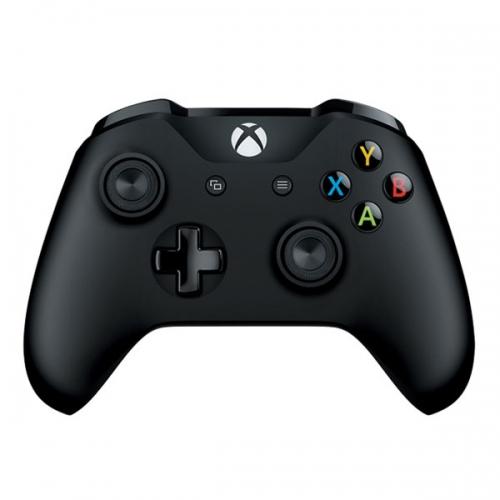 Беспроводной контроллер (6CL-00002) для Xbox One (Черный)