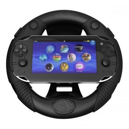 Руль BigBen Drive Support (PS Vita)