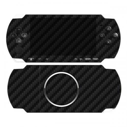 Виниловая наклейка «Карбон» (PSP 3000)