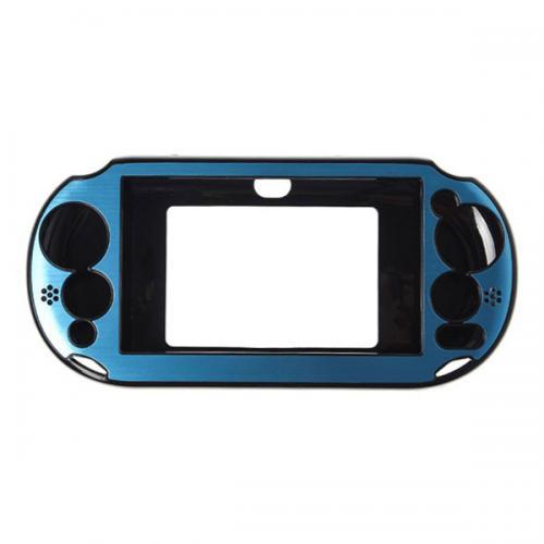Алюминиевый корпус для PS Vita 2000 (голубой)