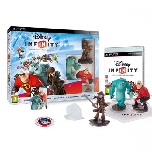 Disney Infinity. Стартовый набор (PS3)