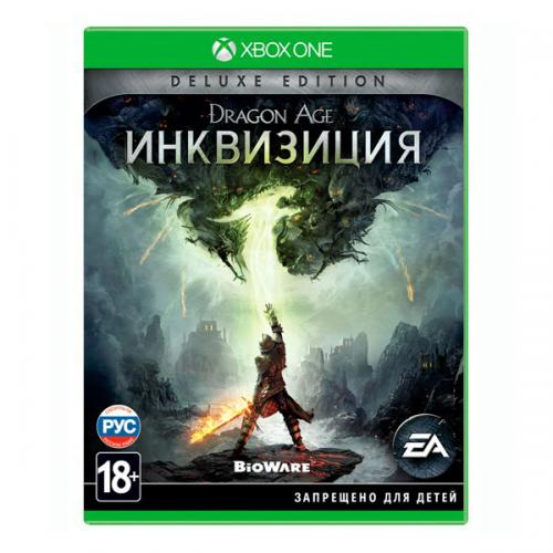 Dragon Age - Инквизиция. Deluxe Edition (Xbox One)