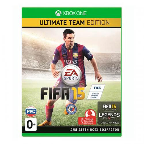 FIFA 15. Ultimate Team Edition (Xbox One)