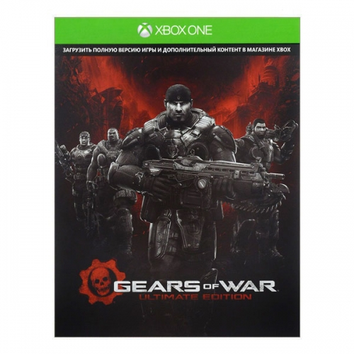Gears of War. Ultimate Edition. Цифровой код (Xbox One)