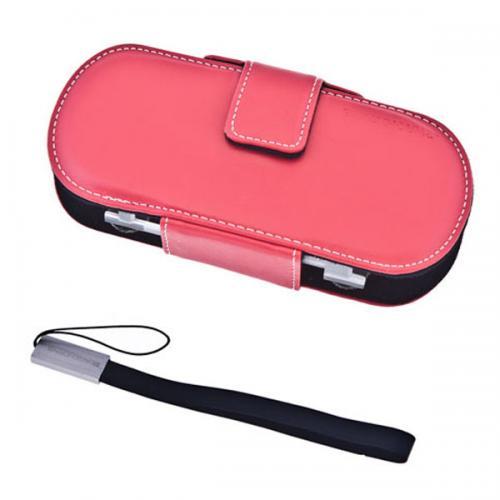 Защитный чехол Genuine Leatherette Case (Красный)