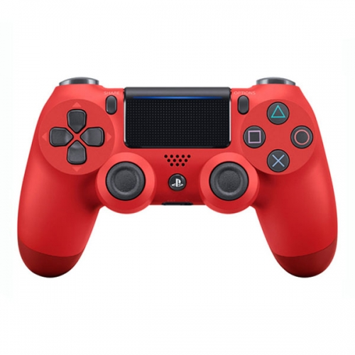 Геймпад Wireless DualShock 4 (CUH-ZCT2E) Красный (PS4)