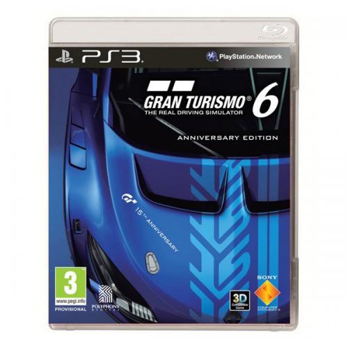 Gran Turismo 6. Anniversary Edition (PS3)