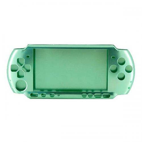 Защитный алюминиевый корпус для PSP (Зеленый)