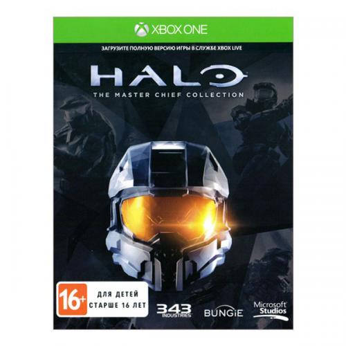 Halo. The Master Chief Collection. Цифровой код (Xbox One)