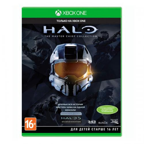 Halo. The Master Chief Collection (Xbox One)