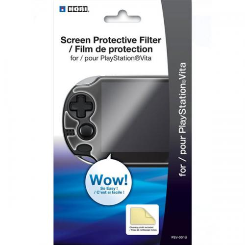 Защитная пленка Hori Protective Screen Filter (PS Vita)