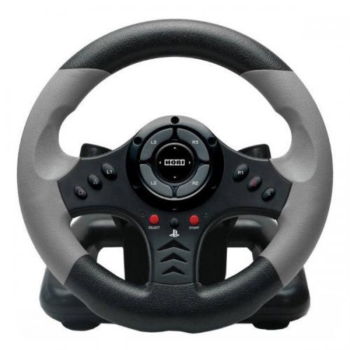 Руль с педалями Hori Racing Wheel 3 (PS3)