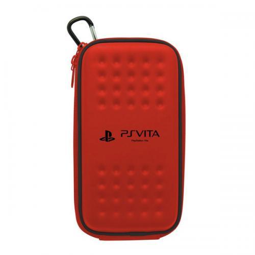 Твердый красный чехол Hori (PS Vita)