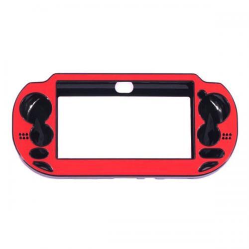 Алюминиевый корпус для PS Vita (Красный)