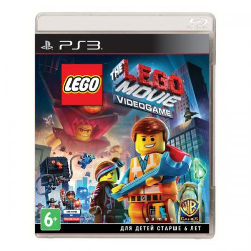 LEGO Movie Videogame (PS3)