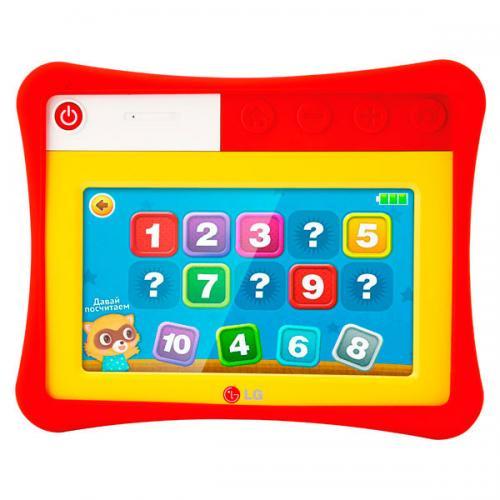 Детский планшетный компьютер LG Kids Pad ET720