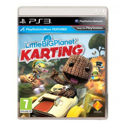 LittleBigPlanet Картинг (PS3)