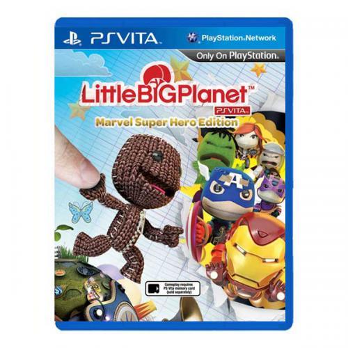 LittleBigPlanet. Marvel Super Hero Edition (PS Vita)