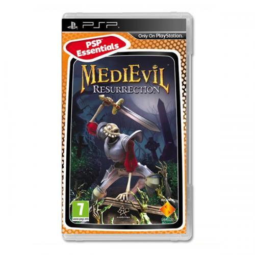MediEvil: Resurrection (PSP)
