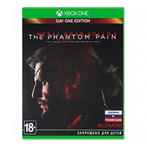 Metal Gear Solid V. The Phantom Pain (Xbox One)