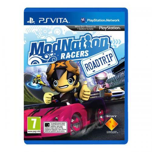 ModNation Racers Road Trip (PS Vita)