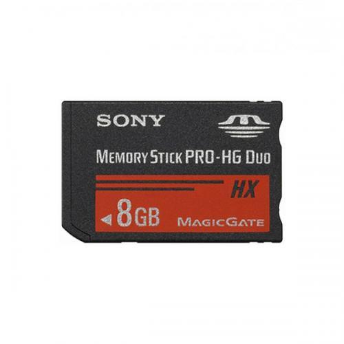 Карта памяти Memory Stick 8Gb PRO-HG Duo (PSP)