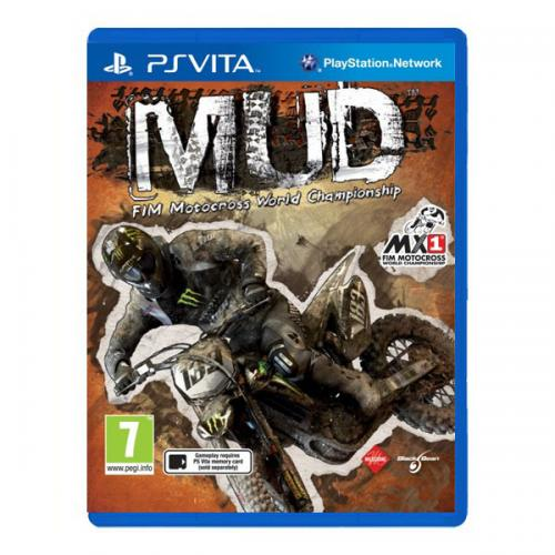 MUD - FIM Motocross World Championship (PS Vita)