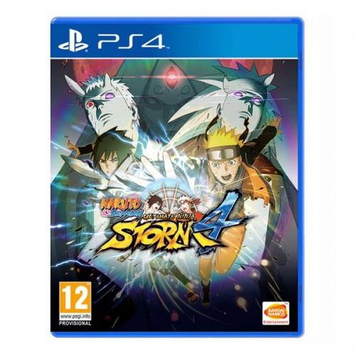 Naruto Shippuden Ultimate Ninja Storm 4 (PS4)