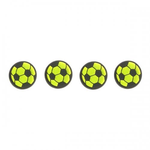Насадки на стики «Soccer Ball» (Черно-желтые)