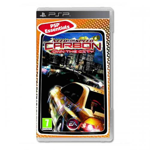 Need for Speed: Carbon. Own The City (PSP)