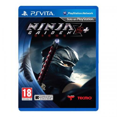 Ninja Gaiden Sigma Plus 2 (PS Vita)