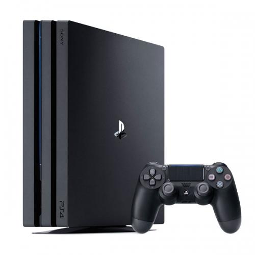 Playstation 4 Pro 1Tb черная (CUH-7008B)