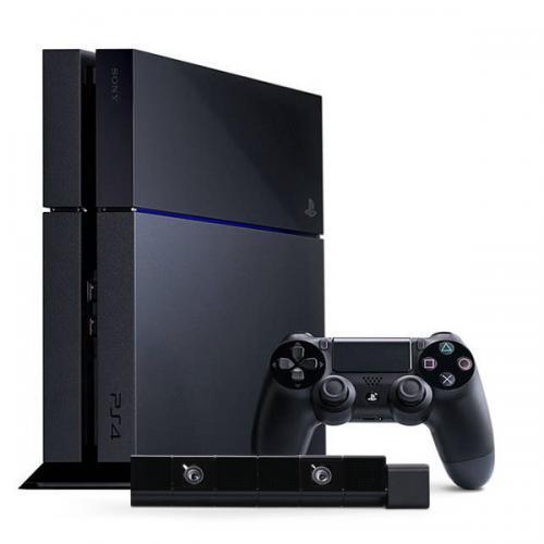 Sony Playstation 4 (500 Gb) + Камера