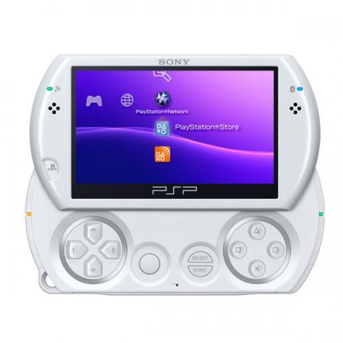 PSP Go 1008 (Белая)