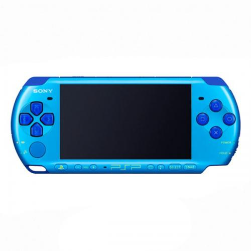 PSP Slim & Lite 3006 (Небесно-голубая)