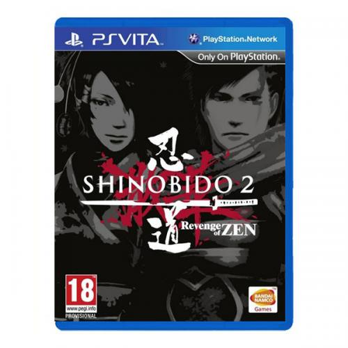 Shinobido 2 Revenge of Zen (PS Vita)
