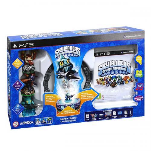 Skylanders Spyro's Adventure. Стартовый набор (PS3)