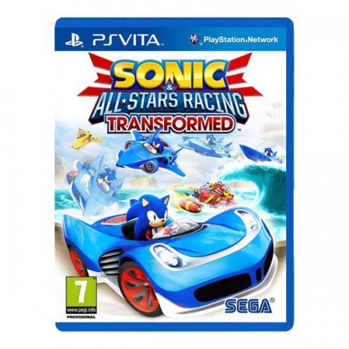 Sonic & All-Star Racing Transformed (PS Vita)