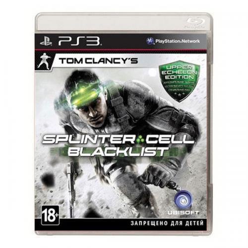 Tom Clancy's Splinter Cell Blacklist (PS3)