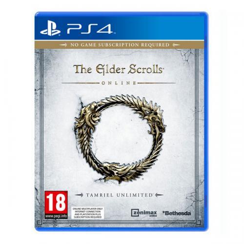 The Elder Scroll's Online. Tamriel Unlimited (PS4)