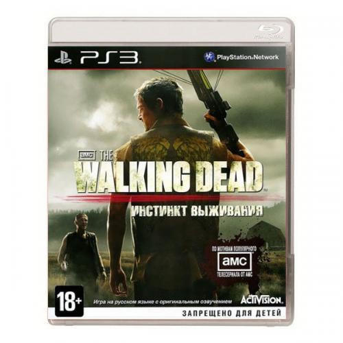 The Walking Dead. Инстинкт выживания (PS3)