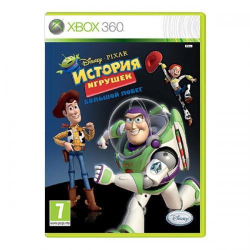 История игрушек: Большой побег (Xbox 360)