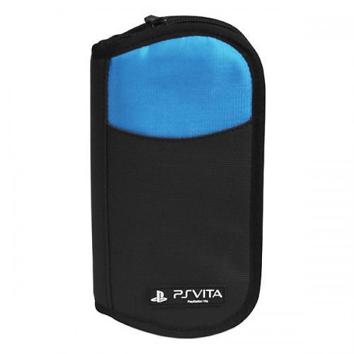 Дорожный чехол Travel Case для PS Vita (Синий)