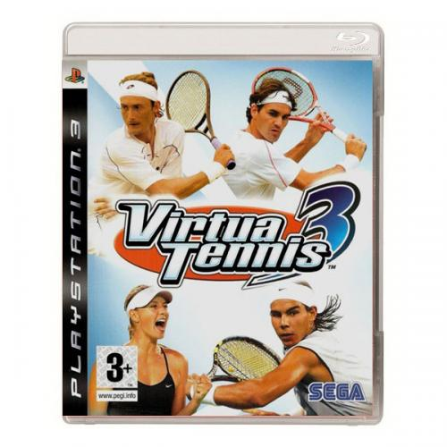 Virtua Tennis 3 (PS3)