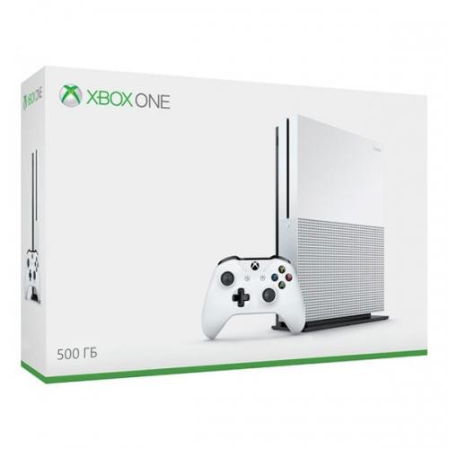 Xbox One S 500Gb белый