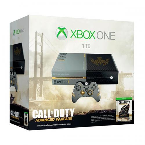 Xbox One 1Tb Call of Duty
